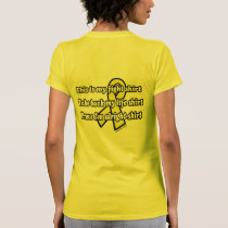 My Fight Shirt...Endometriosis T-Shirt