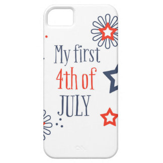 My first 4th of July iPhone SE/5/5s Case
