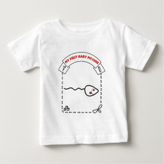 MY FIRST BABY PICTURE SHIRTS