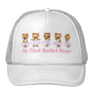 My First Ballet Steps Hat