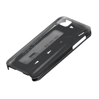 My First  Beeper i Phone 5  Cover iPhone 5 Cases