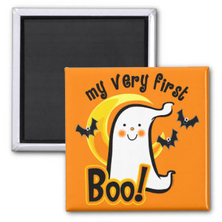 My First Boo Magnet