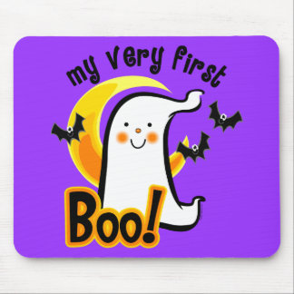 My First Boo Mouse Pads