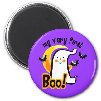 My First Boo Refrigerator Magnets