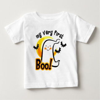 My First Boo T Shirt