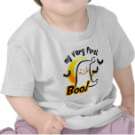 My First Boo T Shirts