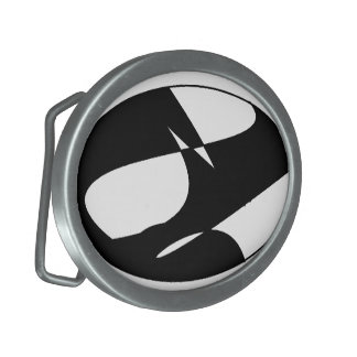 my first buckle oval belt buckle