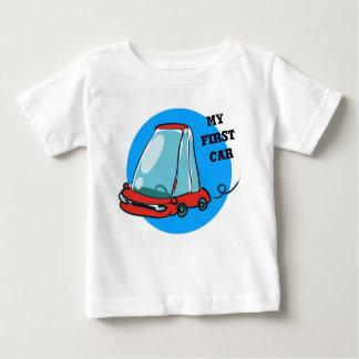 my first car cartoon baby T-Shirt
