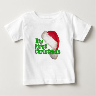 My First Christmas Baby T-Shirt