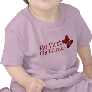My First Christmas Bells T-Shirt