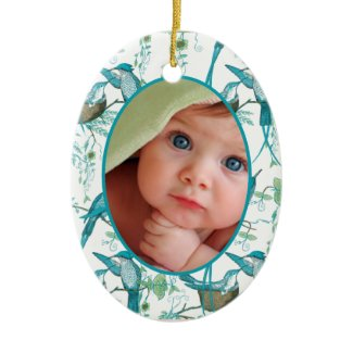 My First Christmas Photo Ornament ornament