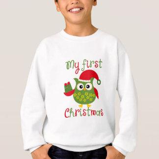 My First Christmas Sweatshirt