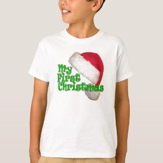My First Christmas T-Shirt