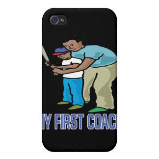 My First Coach iPhone 4/4S Cases