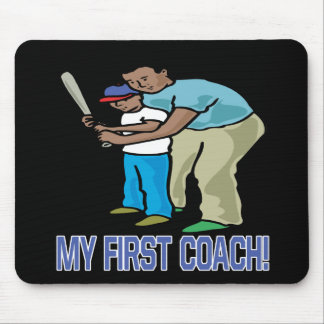 My First Coach Mouse Pad
