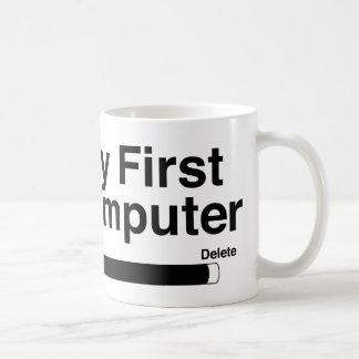 My First Computer Coffee Mug