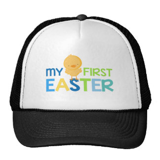 My First Easter - Boys Trucker Hat
