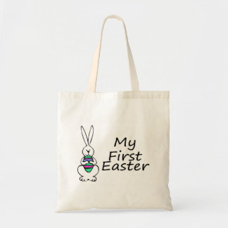 My First Easter Bunny Tote Bag