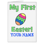 My First Easter! Cards