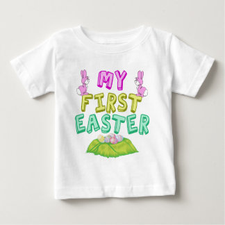 My First Easter Girl Baby T-Shirt