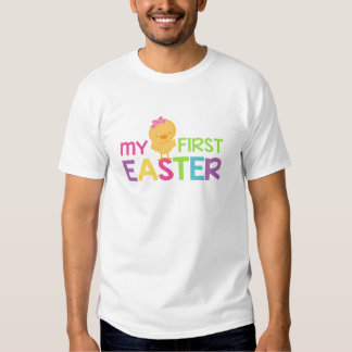 My First Easter - Girls T-Shirt