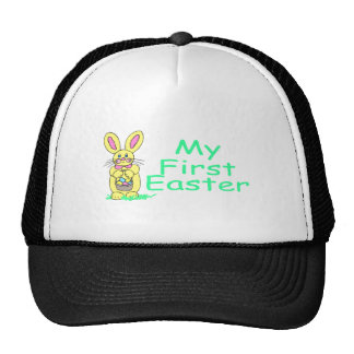 My First Easter Green Trucker Hat