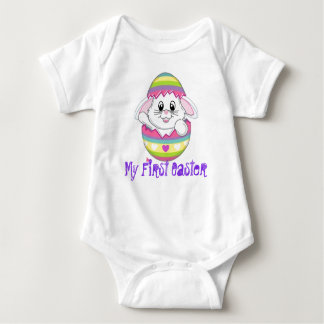 MY FIRST EASTER SPRING TSHIRT BABY INFANT EGGS
