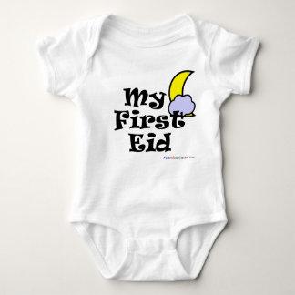 My First Eid - Eid Al Fitr Baby Bodysuit