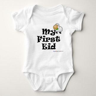 My First Eid - Eid ulAdha Baby Bodysuit