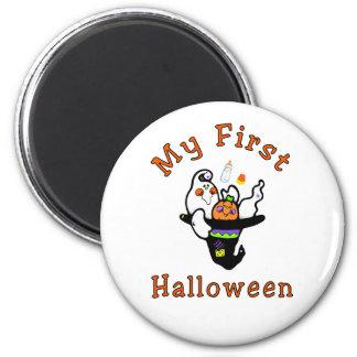 My First Halloween 2 Inch Round Magnet