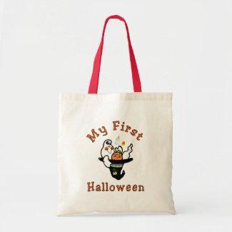 My First Halloween Baby Bag bag