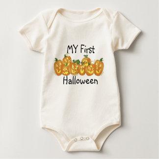 My First  Halloween Baby Bodysuit