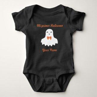 """My First Halloween"" Baby Bodysuit"