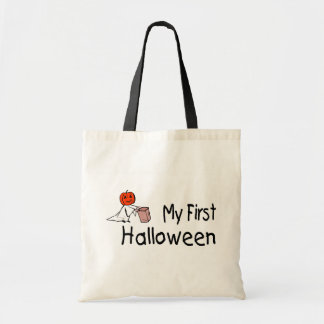 My First Halloween Budget Tote Bag