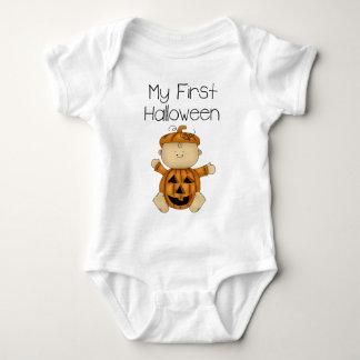 My First Halloween Boy #3 *Creeper* Tshirts