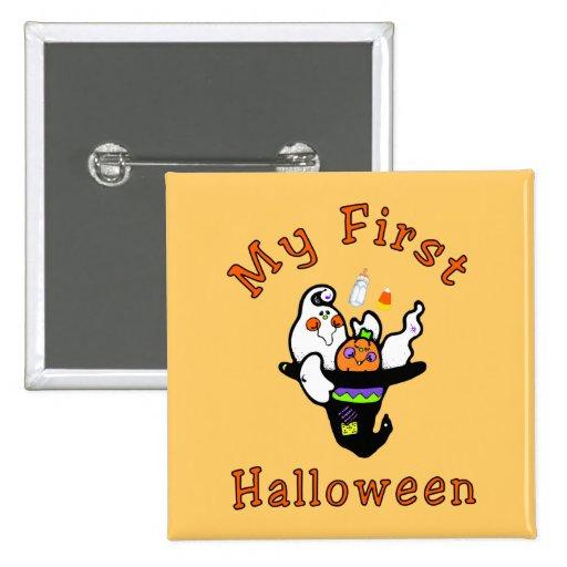 My First Halloween Buttons
