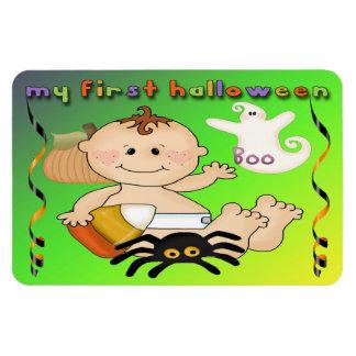 My First Halloween Flex Magnets