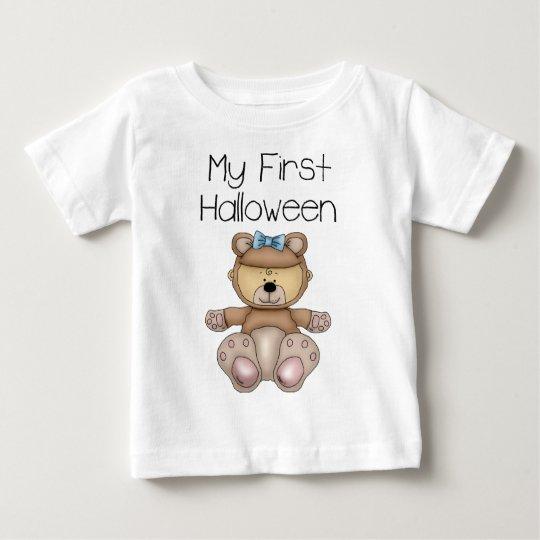 My First Halloween Girl #1 *T-Shirt* Baby T-Shirt