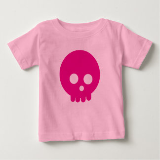 My first Halloween infant baby Funny Skull Tshirts