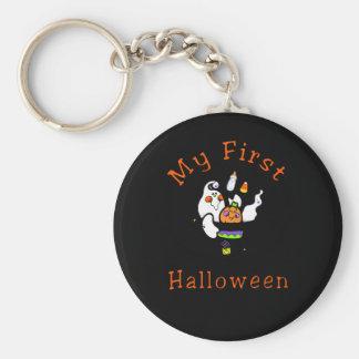 My First Halloween Keychain