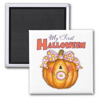 My First Halloween Magnet