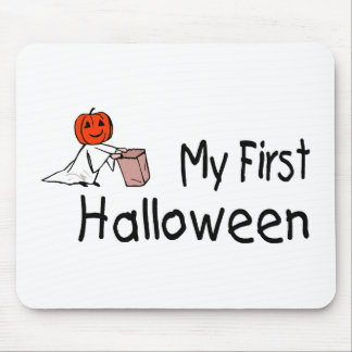 My First Halloween Mouse Pad