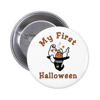 My First Halloween Pins