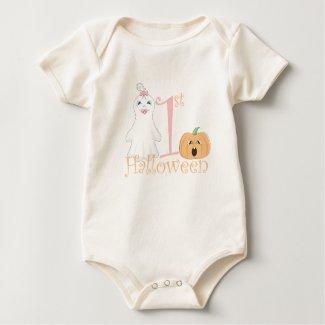 My First Halloween Shirt shirt