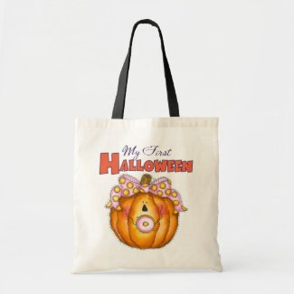 My First Halloween Trick Or Treat Bag bag