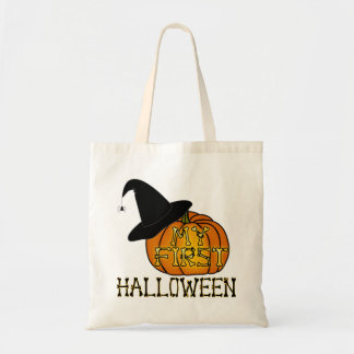 """""""My First Halloween"""" Trick-Or-Treat! Bag - 3"""