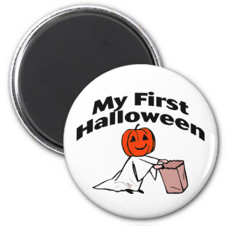 My First Halloween (Trick or Treat) Refrigerator Magnets
