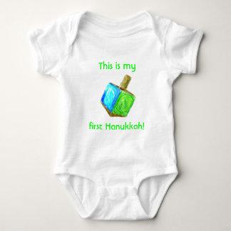 My first Hanukkah Baby Bodysuit