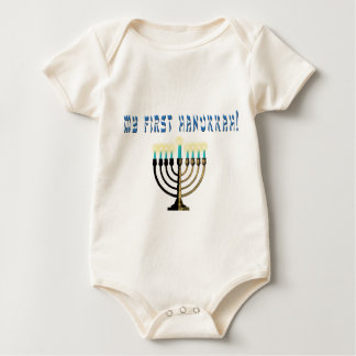 My First Hanukkah Infant One-Piece Creeper