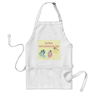 My First Holy Communion Day Aprons